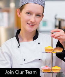 Join our team at Pastry Art